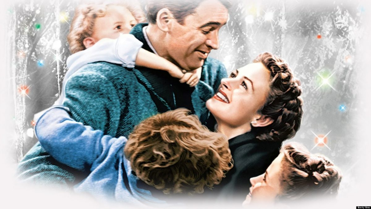 It's a Wonderful Life Movie 1946 – James Stewart, Donna Reed, Lionel Barrymore